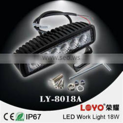 Cheapest !! 18w bicycle led light bar work bright