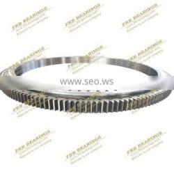 022.45.3875.03 slew ring liebherr crane slew ring Deck crane with external gear Double-row ball slewing bearing Ring for machinery equipment
