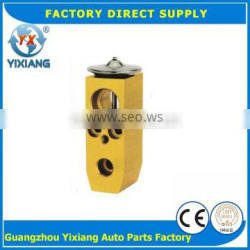AC A/C Thermostatic block Expansion Valve for VW