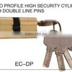 brass cylinder for mortise lock high quality