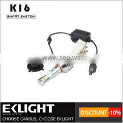 Emark/ce/tuv approved no-popularity canbus 9005 9006 h7 h11 h4 9012 led headlight