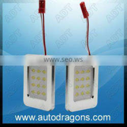 High power Car Dome Map Reading Light