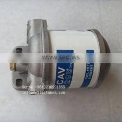 Marine water separator fuel filter CAV296 assy without drain valve