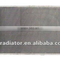 ford parts aluminum radiator for Ford Mustang