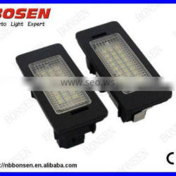 No Error Code car 24 smd LED License plate Lamp for BMW