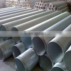 SS wedge wire screen
