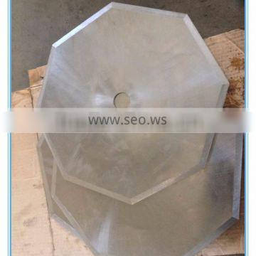 stainless steel food cutting blade