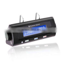 In-car Bluetooth Speaker Phone Receiver Car MP3 Portable Adapter