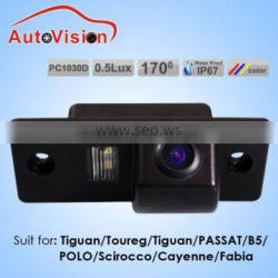 Car Backup Camera CMOS Wide Angle Rearview Camera Waterproof for PASSAT