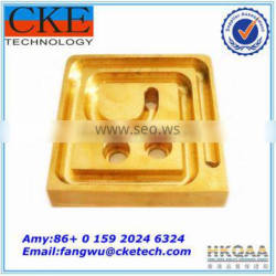 Hot-Sale Brass Precision Machining Lathe Parts With Competitive Price