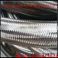 High temperature 304 stainless steel flexible hose factory