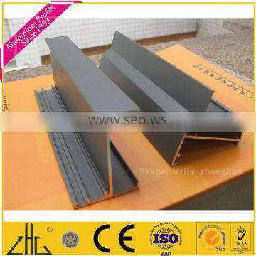 Wow!!! RAL Powder coating aluminium profile/window aluminium profile manufacturer/powder coated aluminium with different colors