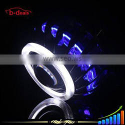 2.5 inch 2.8 inch universal white Red Green Blue Yellow hid projector lens with demon eyes