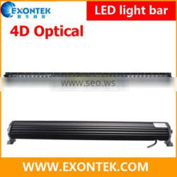 New launched 4x4 led light bar 4D/Double row light bar/LED headlight 4D ,IP67 36W 72W 120W 180W 240W 288W 300W