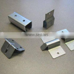 Metal stamping parts with zinc plate
