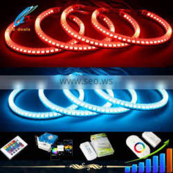 wifi remote RGB led angel eyes color changing angel eyes for bmw e36 e39 e46