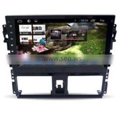 Android Car DVD player navigation for Toyota Vios with GPS radio Stereo wifi Bluetooth