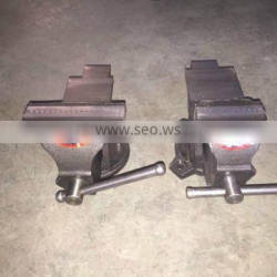 """4"""" 5"""" 6"""" 150mm heavy duty table vice 83 series bench vise"""