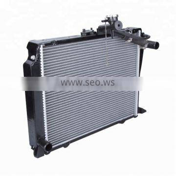 Aftermarket Spare Parts Hydraulic Oil Radiator Aluminum For Foton