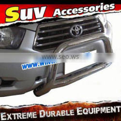 pu aluminium grille guard for toyota kluger 2012-2013