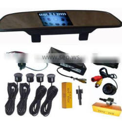 """new product!!! super thin 3.5"""" car monitor camera backing system"""