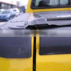 pick up truck hard folding cover