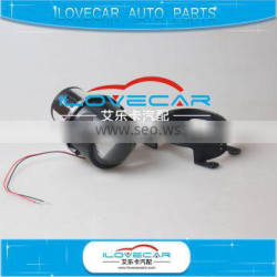 AILECAR Auto Fog lamp H/L projector lens of headlight for Forcus