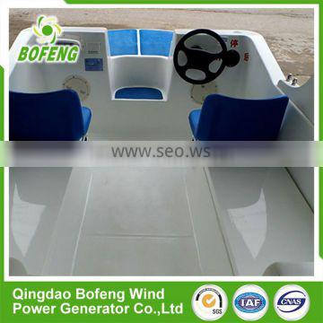 Excellent Quality High Class Frp cheap boat and yachts shell sales
