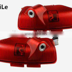 chinese popular one piece car led door light laser logo projector