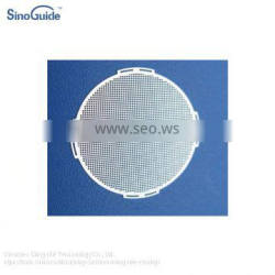 China's Most Reliable Metal Etch Services Speaker Mesh
