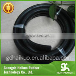 Textile Braided Rubber Fuel Hose / Flexible Hose For Oil ,Hydraulic Rubber Oil Hose