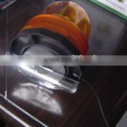 Portable factory price for 12V yellow revolving beacon with ROHS approval