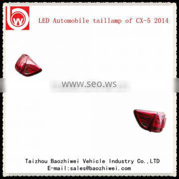 Automobile LED tail lamp lights for Mazda CX-5 Made in China