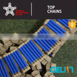 882PRR-TAB side flexing plastic roller conveyor table top chain