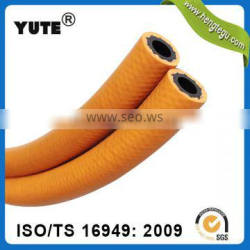 high pressure orange flexible hose pipe for LPG stove with 20bar/300psi