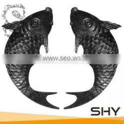 Decorative Wrought Iron Stamping Ornaments
