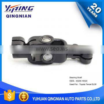 Auto Chassis Parts U-Joint For Toyota , Car Steering Shaft OEM:45209-16020