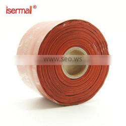 isermal waterproof adhesive rubber tape,silicone double-sided adhesive tape 5m