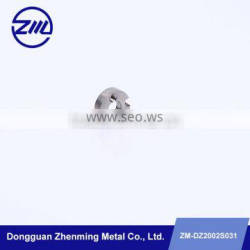 factory make custom design cnc machining parts small steel parts ISO standard