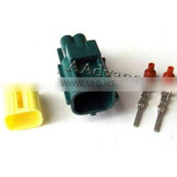 Tyco AMP SSC 2 pin Male Connector Motorcycle Intake Air temp sensor