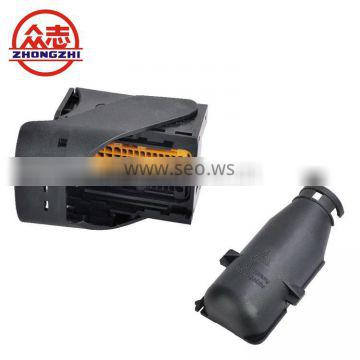 insulated 94 line PBT black composite car connector socket protective sheath 3-1534903-5