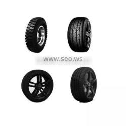 China car tires and rims for trucks and cars from Chinese factory