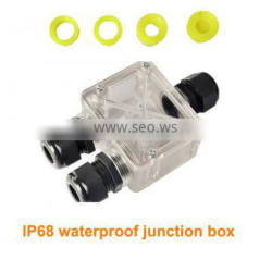 IP68 waterproof cable junction box connector