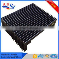 Engraving Guide Rail Accordion Way Covers CNC Dust Protection