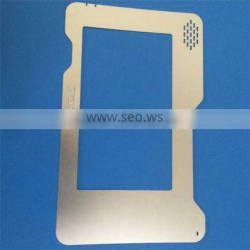 Brushed Aluminum alloy cheap metal stamping part