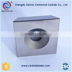 Santon factory direct supply hard metal cemented carbide scarfing knife