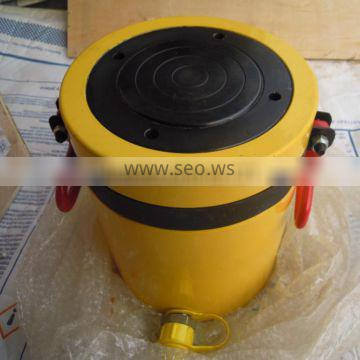JSD single action hydraulic cylinder jack with the small hydraulic power unit