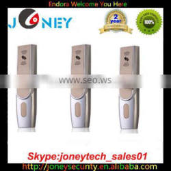 Zinc Alloy Hotel Card Reader Electronic Door Lock for any Types of Hotel