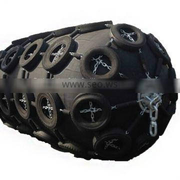 Strong Crushing Resistance Pneumatic Rubber Fenders for Collision Avoidance