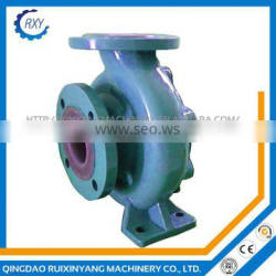 OEM and ODM Iron And Steel Casting For Water Pump Spare Parts